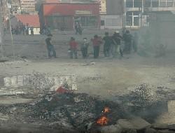 Hakkari'de olaylar çıktı