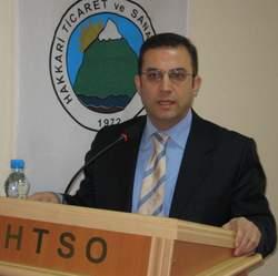 HTSO'DAN AYLIK MECLİS TOPLANTISI