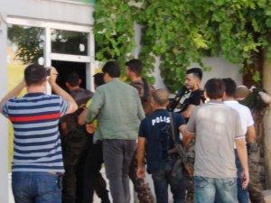 Çukurca'da 9 gözaltı
