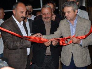 Hakkari'de yeni iş yeri açılışı