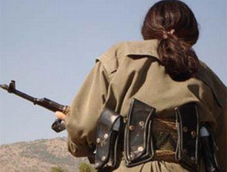 ÇUKURCA'DA 1 PKK'LI YAŞAMINI YİTİRDİ