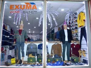 Exuma Spor Mağazasında indirim!