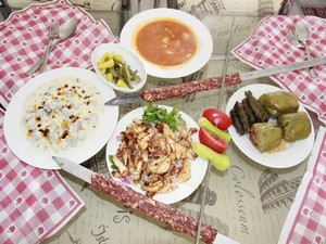Hakkari Mimoza et lokantası
