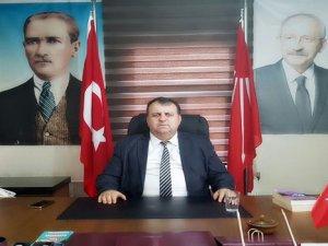 CHP il başkanı Karahanlı'dan bayram mesajı!