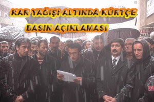 TZP KURDİ'DEN KÜRTÇE AÇIKLAMA