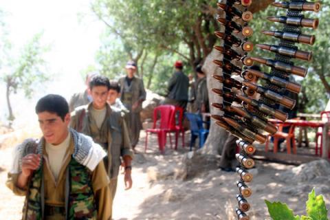 ÇUKURCA'DA 5 PKK'LI ÖLDÜRÜLDÜ
