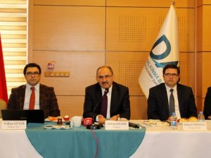 DAP bilgilendirme toplantısı Erzurum'da yapıldı