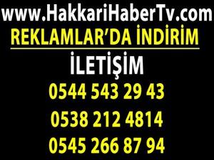 HakkariHabertv.com'a Reklam Ver