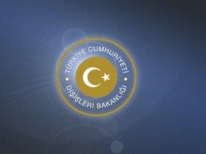 Türkiye'den skandal rapora sert tepki!