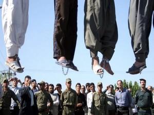 Suudiler 4 kişiyi idam etti!