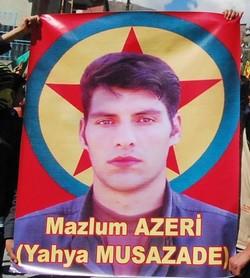 MUSAZADE'Yİ BİNLER UĞURLADI