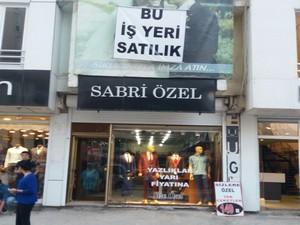 Hakkari'nin en gözde mağazası satışa çıkartıldı!