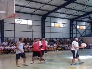Çukurca'da Basketbol şöleni!