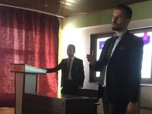 Yüksekova'da bilgilendirme semineri!