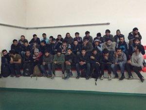 561 kaçak göçmen yakalandı