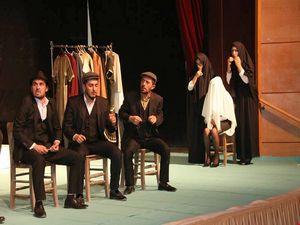"""İlimizde """"Aziznama"""" adlı tiyatro oyunu sahnelendi"""