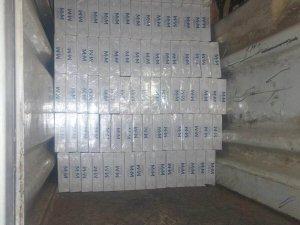 11 bin 180 paket sigara ele geçirildi