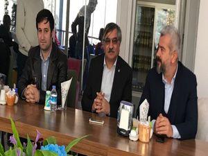 Genel başkanı Selvi  Hakkari il genelini ziyaret etti