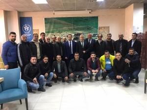 Başkan Gür spor kulüpleri ile bir araya geldi