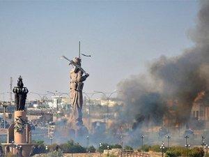 Türkmen Cephesi ve Haşdi Şabi'ye saldırı