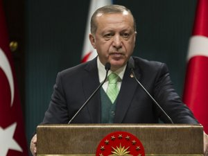 Erdoğan'dan BM kararına ilişkin açıklama