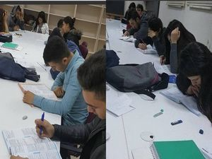 Çukurca'lı gençler geleceğe hazırlanıyor