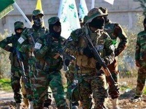 Haşdi Şabi grupları arasında çatışma