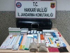 2 bin 758 adet extacy uyuşturucu hap ele geçirildi