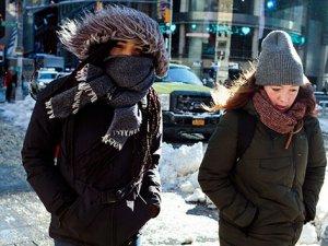 Aşırı soğuk felaketi :22 ölü