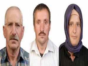 5 kişilik kayıp aile bulundu