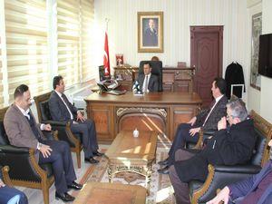 """AK Parti """"Danışma"""" toplantısı düzenledi"""