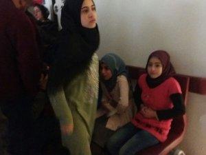 Şemdinli'de öğrenciler yemekten zehirlendi