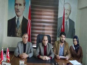 Hakkari CHP'den OHAL açıklaması