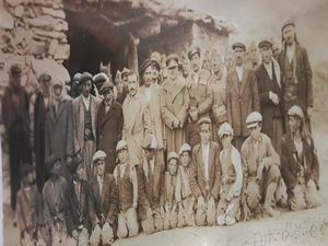 1954 Hakkari Kotranıs köyü