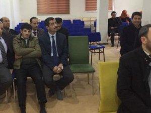 Hakkari'de bağımlılık mücadele semineri!
