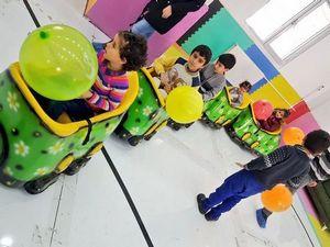 Hakkarili çocuklar yarıyıl tatilini eğlenerek geçiriyor