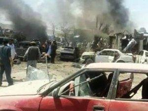Hava saldırısında 15 kişi öldü, 20 kişi yaralandı!