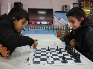 Şemdinli'de sosyal aktiviteler devam diyor