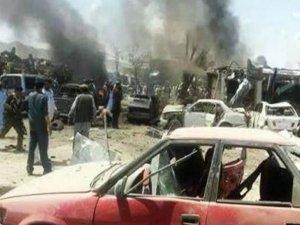 Çifte bombalı saldırı: 10 ölü, 20 yaralı