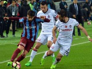 Trabzonspor ile Beşiktaş 126'ncı randevuda