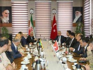 Türkiye-İran 47. Alt güvenlik komite toplantısı yapıldı