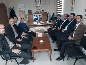 Engelli koordinasyon merkezine ziyaretler devam ediyor