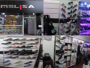 Melisa Ayakkabı mağazası yeni sahibini bekliyor
