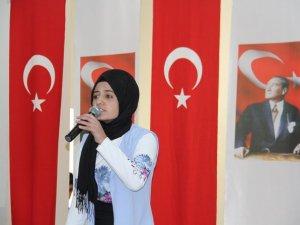 Şemdinli'de şiir ve metin yarışması