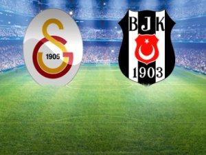 Galatasaray,Beşiktaş'ı 2-0 yendi