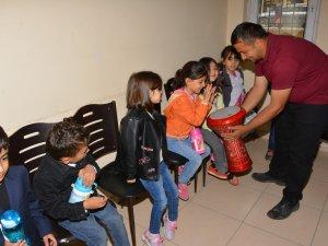 Öğrencilerden belediye kültür merkezine ziyaret