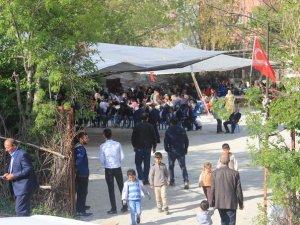 Hakkari Arminaz kır düğün bahçesi hizmete açıldı
