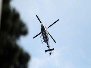 Helikopter düştü: 2 ölü