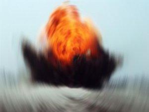 patlama: 2 ölü