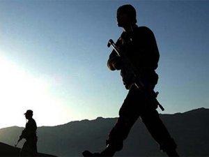 Güvenlik güçlerine taciz ateşi açıldı